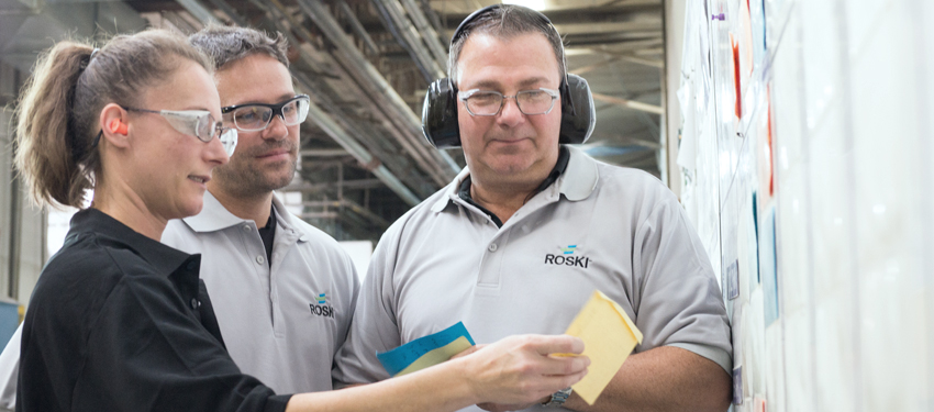 Continuous improvement at Roski Composites - TLBO