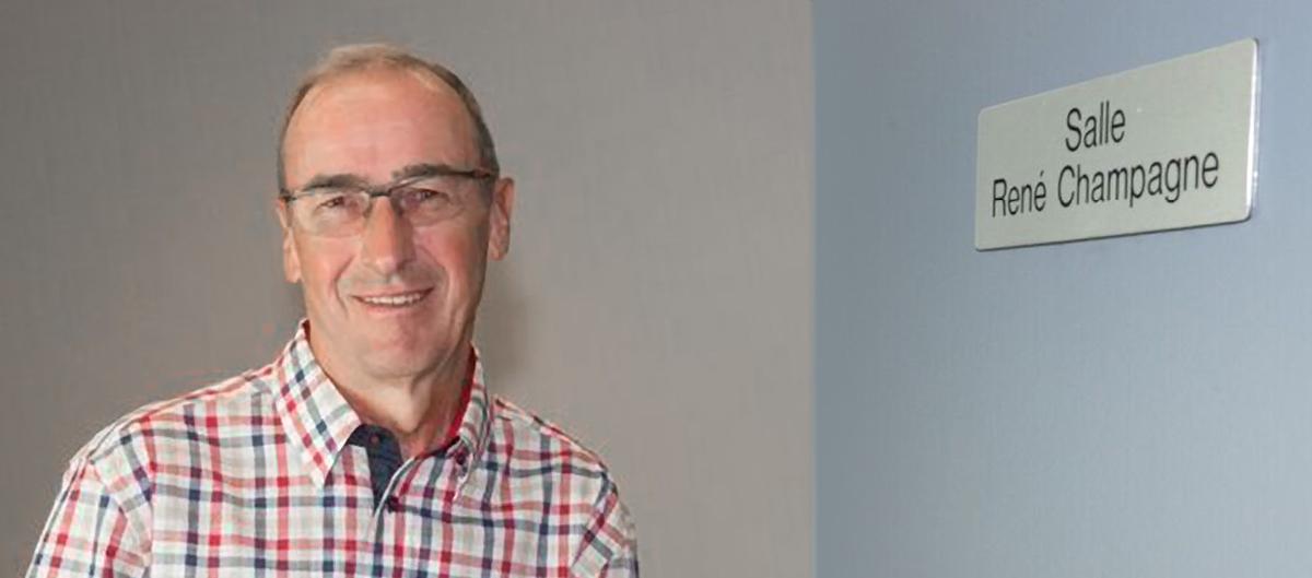 René Champagne : l'homme derrière une « super entreprise » de matériaux composites
